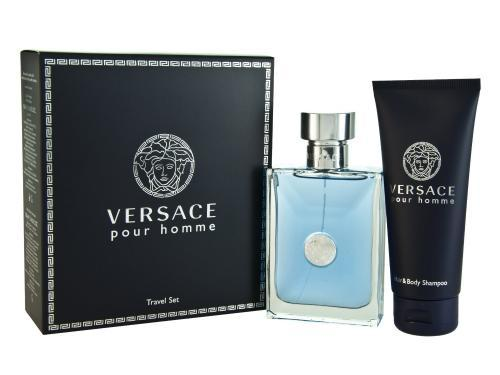 Versace Pour Homme - EDT 100 ml + sprchový gel na 100 ml