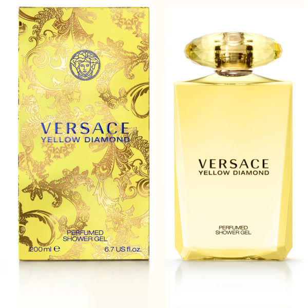 Versace Yellow Diamond sprchový gel 200 ml