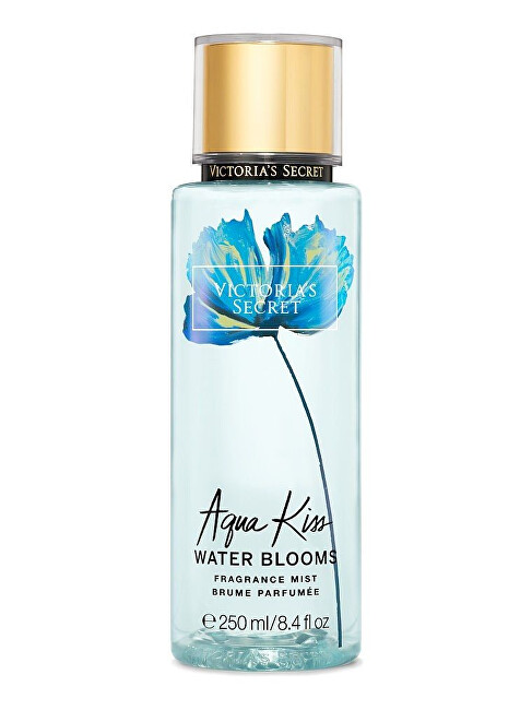 Victoria´s Secret Aqua Kiss Water Blooms  tělový závoj 250 ml