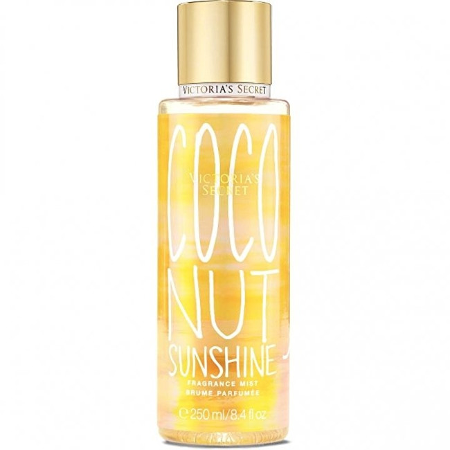 Victoria´s Secret Coconut Sunshine - telový závoj 250 ml