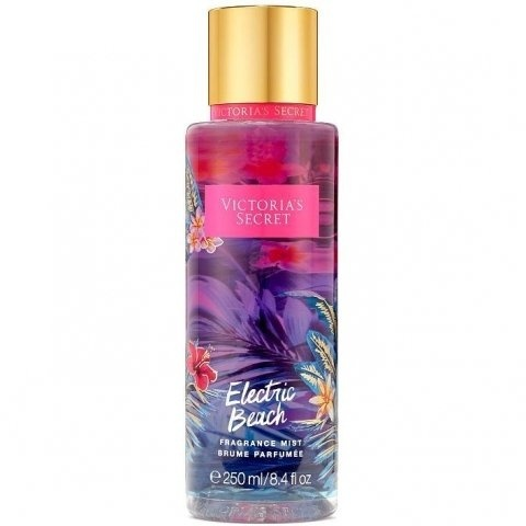 Victoria´s Secret Electric Beach - telový závoj 250 ml