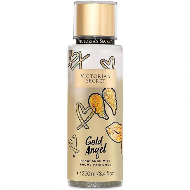 Victoria´s Secret Gold Angel - telový závoj 250 ml