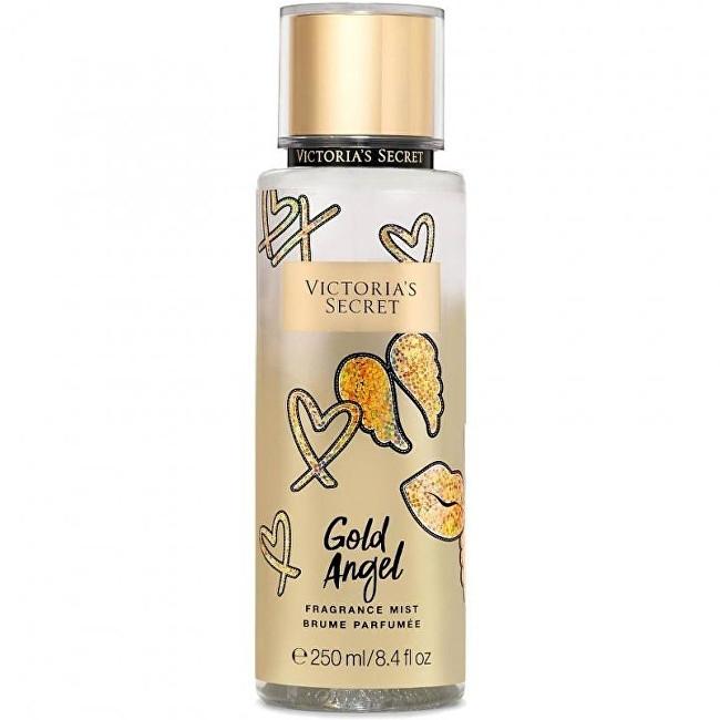 Victoria´s Secret Gold Angel - tělový závoj 250 ml