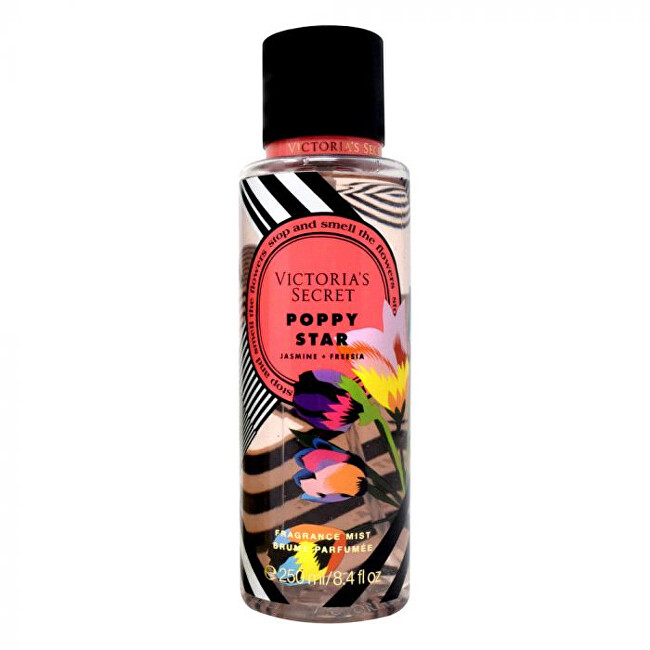 Victoria´s Secret Poppy Star - telový závoj 250 ml
