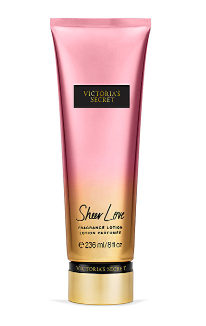 Victoria´s Secret Sheer Love - tělové mléko 236 ml