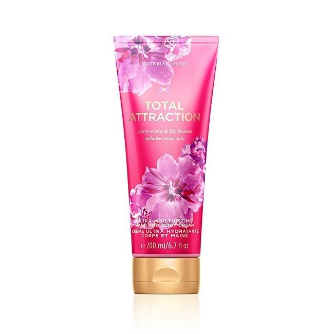 Victoria's Secret Total Attraction tělový krém 200 ml