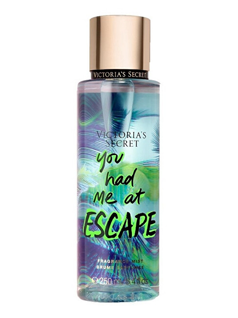 Victoria´s Secret You Had Me At Escape - telový závoj 250 ml