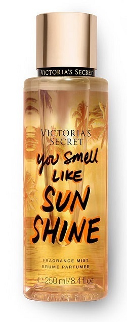 Victoria´s Secret You Smell Like A Sunshine - telový závoj 250 ml
