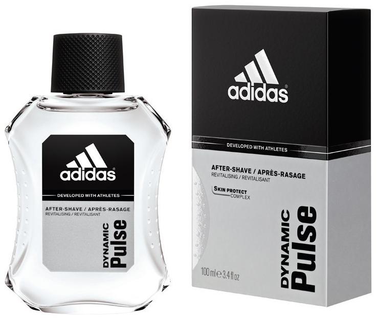 Adidas Dynamic Pulse - voda po holení - SLEVA - pomačkaná krabička 100 ml
