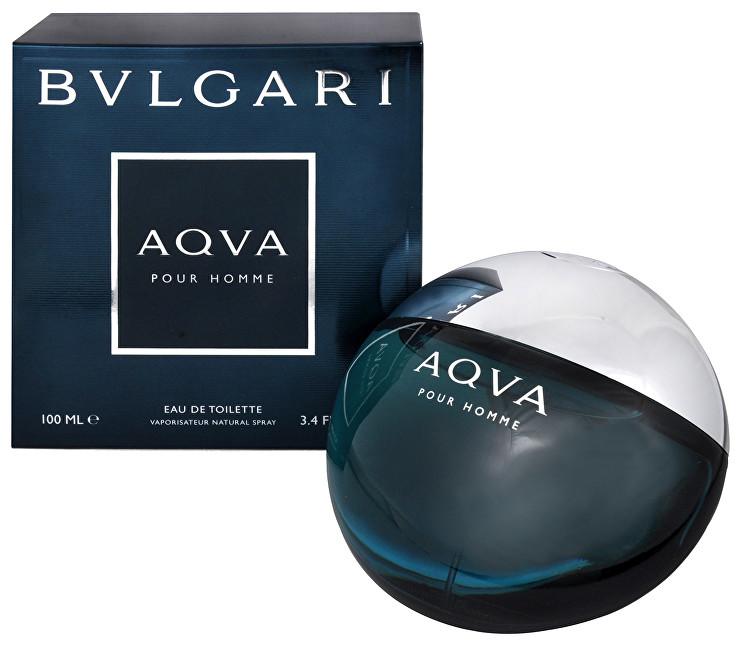 Bvlgari Aqva Pour Homme - EDT - ZĽAVA - poškodený celofán 100 ml