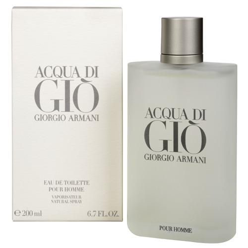 Armani Acqua Di Gio Pour Homme - EDT - ZĽAVA - bez celofánu 200 ml