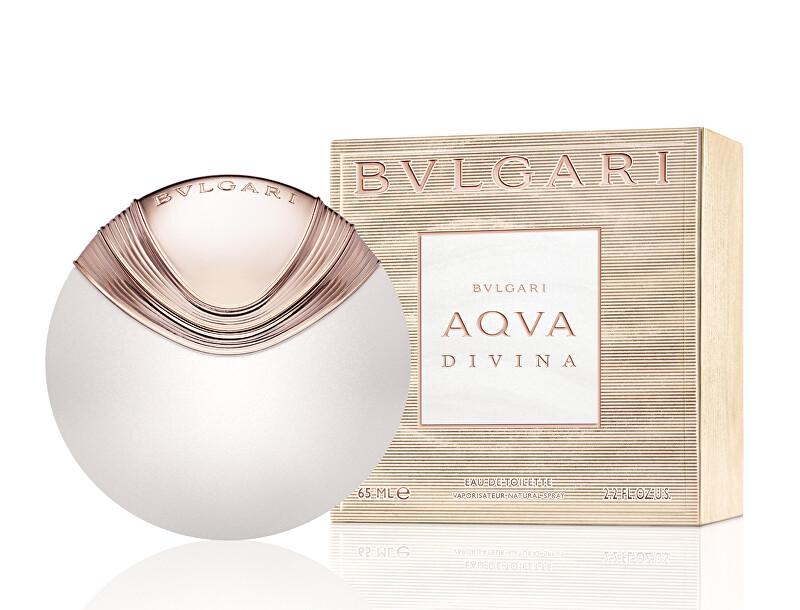 Bvlgari Aqva Divina - EDT - ZĽAVA - poškodená krabička 65 ml