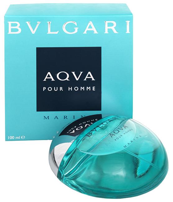 Bvlgari Aqva Pour Homme Marine - EDT - SLEVA - bez celofánu, chybí cca 2 ml 150 ml