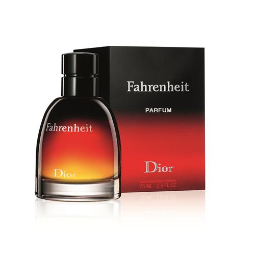 Dior Fahrenheit Le Parfum - EDP - SLEVA - bez celofánu, chybí cca 1 ml 75 ml