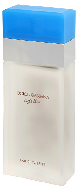 Dolce & Gabbana Light Blue - EDT TESTER - SLEVA - poškozená krabička 100 ml