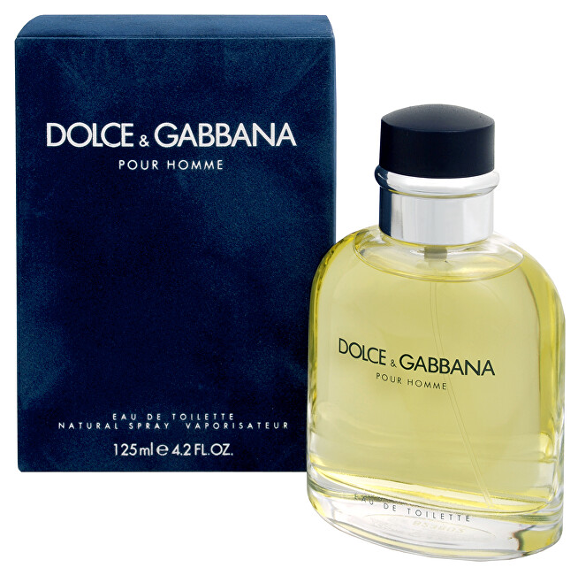 Dolce & Gabbana Pour Homme 2012 - EDT - SLEVA - pomačkaná krabička 200 ml
