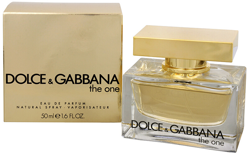 Dolce & Gabbana The One - EDP ZĽAVA - Bez celofánu 75 ml