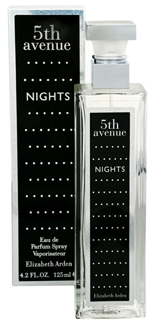 Elizabeth Arden 5th Avenue Nights - EDP - SLEVA - bez celofánu 125 ml