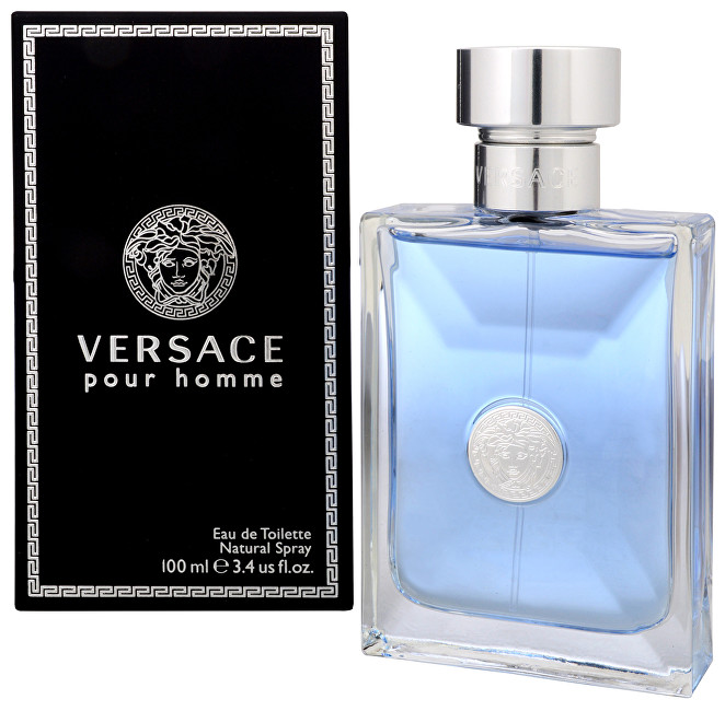 Versace Versace Pour Homme - EDT - SLEVA - bez krabičky, chybí cca 1 ml 100 ml