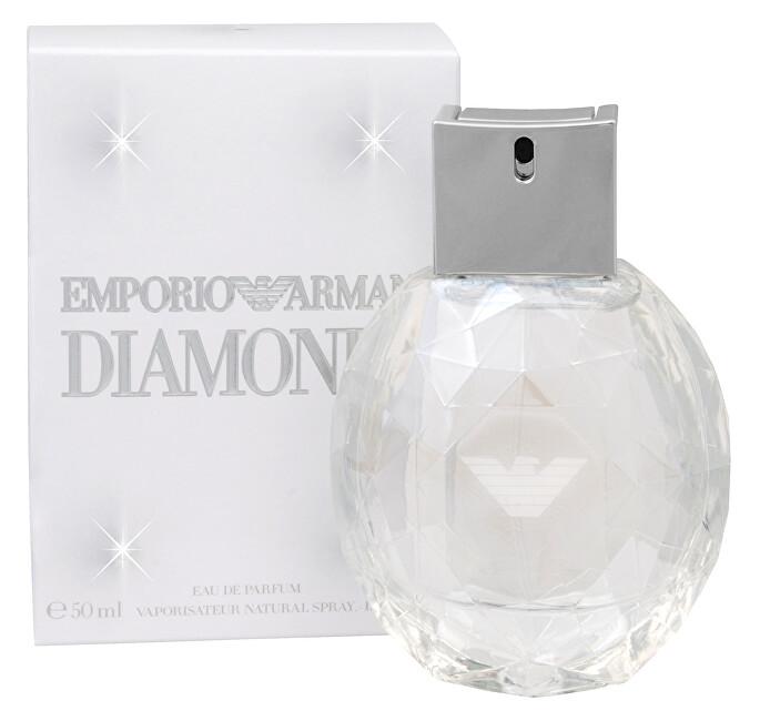 Armani Emporio Armani Diamonds - EDP - SLEVA - bez celofánu, chybí cca 1 ml 50 ml