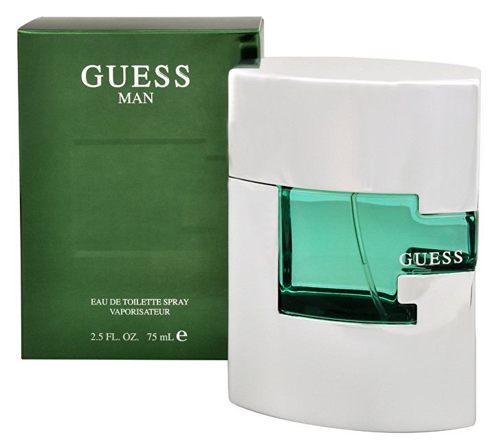 Guess Guess Men - EDT - SLEVA - bez celofánu 75 ml