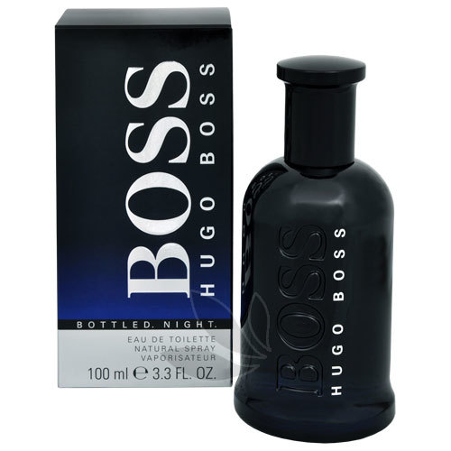 Hugo Boss Boss No. 6 Bottled Night - EDT - SLEVA - bez celofánu 200 ml