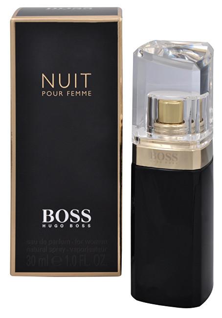 Hugo Boss Boss Nuit Pour Femme - EDP - SLEVA - bez celofánu 50 ml