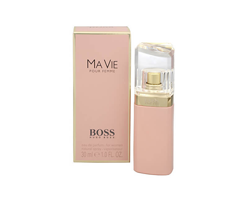 Hugo Boss Ma Vie Pour Femme - EDP - SLEVA - bez krabičky, chybí 2 ml 75 ml