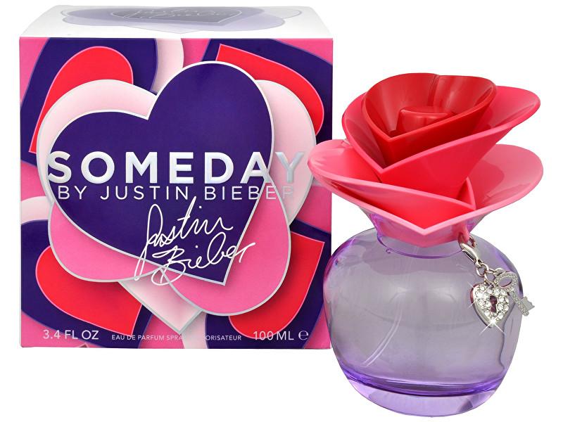 Justin Bieber Someday - EDP - SLEVA - poškozený celofán 100 ml