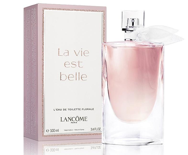 Lancome La Vie Est Belle L' Eau de Toilette Florale - EDT - SLEVA - bez celofánu 100 ml