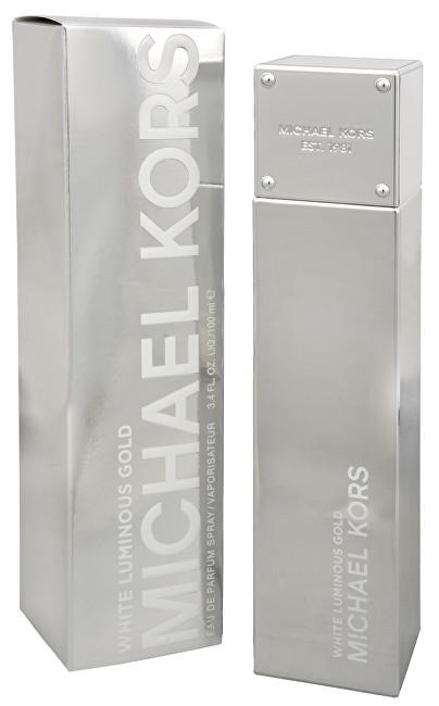 Michael Kors White Luminous Gold - EDP - SLEVA - bez celofánu, chybí cca 2 ml 50 ml