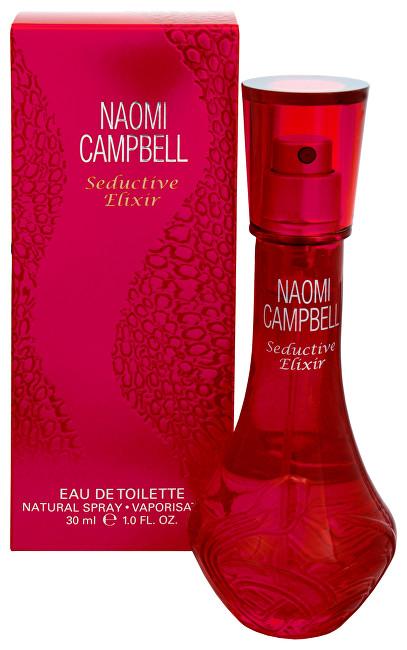 Naomi Campbell Seductive Elixir - EDT - SLEVA - poškozená krabička 50 ml