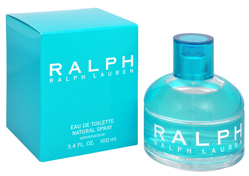 Ralph Lauren Ralph - EDT - SLEVA - pomačkaná krabička AKCE