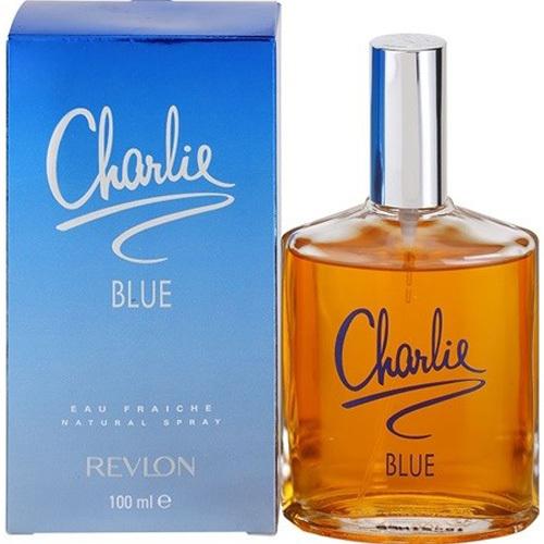 Revlon Charlie Blue Eau Fraiche - EDT - SLEVA - pomačkaná krabička 100 ml