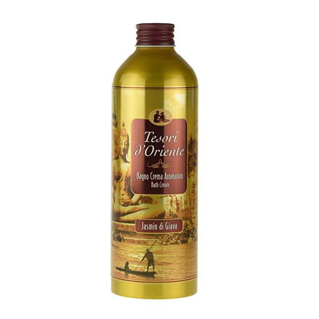 Tesori d´Oriente Jasmin Di Giava - koupelový krém - SLEVA - pomačkaný obal 500 ml