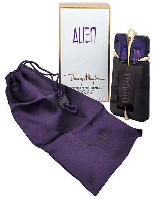 Thierry Mugler Alien - EDP (plnitelná) - SLEVA - pomačkaná krabička 60 ml Thierry Mugler