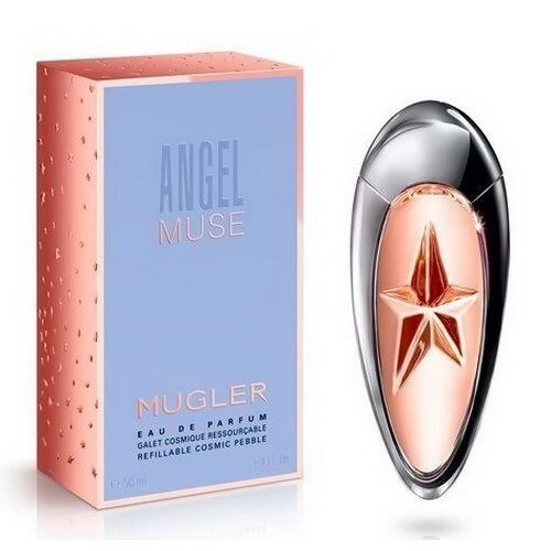 Thierry Mugler Angel Muse - EDP (plnitelná) - SLEVA - pomačkaná krabička 50 ml