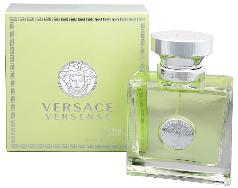 Versace Versense - EDT - SLEVA - bez celofánu 100 ml