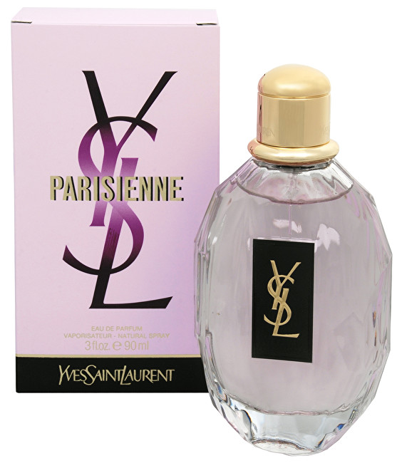 Yves Saint Laurent Parisienne - EDP - SLEVA - poškozená krabička 90 ml