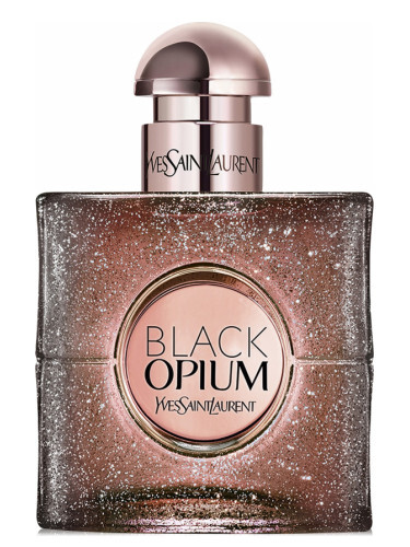 Yves Saint Laurent Black Opium vlasová mlha 30 ml