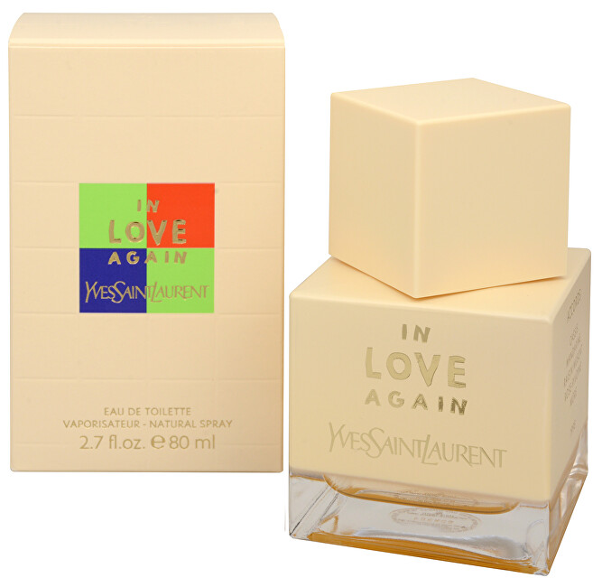 Yves Saint Laurent In Love Again toaletná voda dámska 80 ml