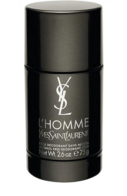 Yves Saint Laurent L´Homme - tuhý deodorant 75 ml