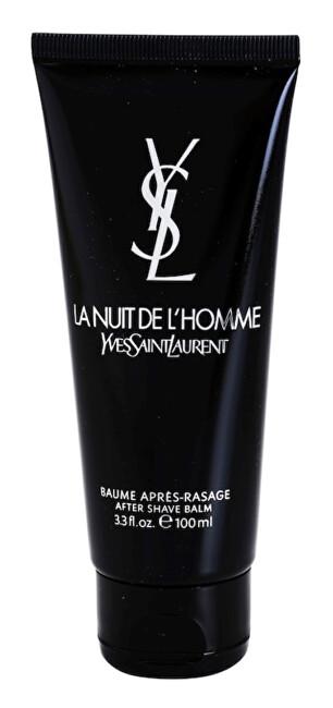 Yves Saint Laurent La Nuit De L´ Homme - balzám po holení 100 ml pro muže