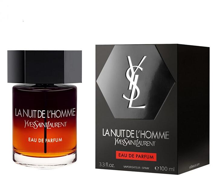 Yves Saint Laurent La Nuit De L`Homme - EDP 60 ml