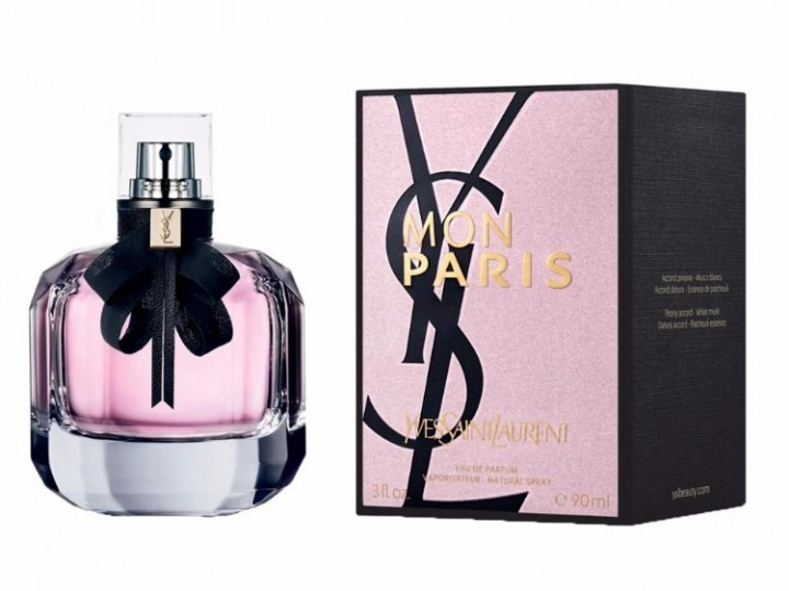 Yves Saint Laurent Mon Paris - EDP 50 ml