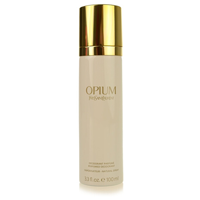 Yves Saint Laurent Opium 2009 - deodorant ve spreji 100 ml