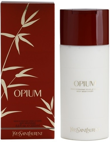 Yves Saint Laurent Opium 2009 telové mlieko 200 ml