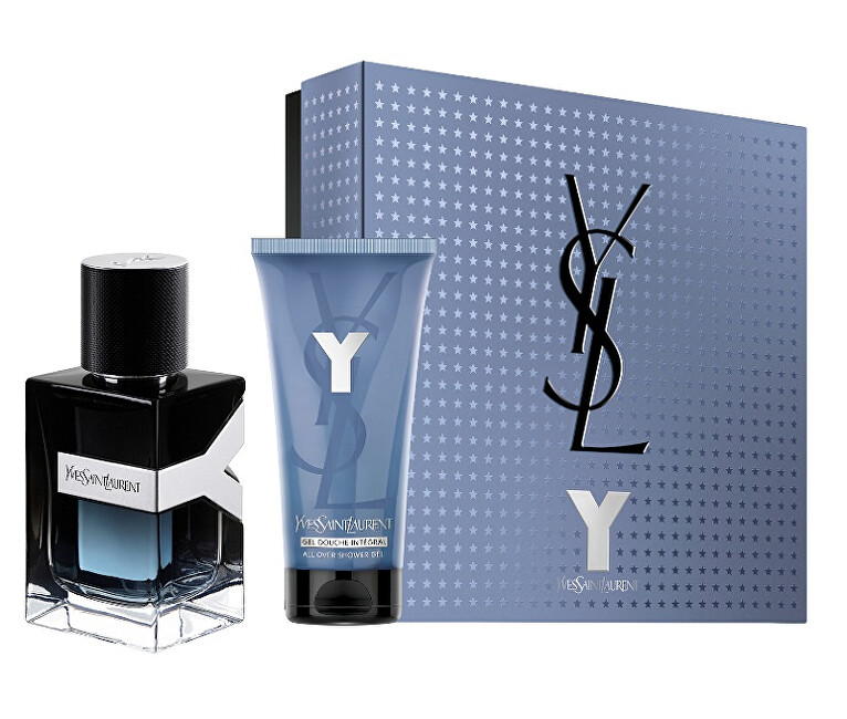 Yves Saint Laurent Y  EDP 60 ml  sprchový gel 50 ml