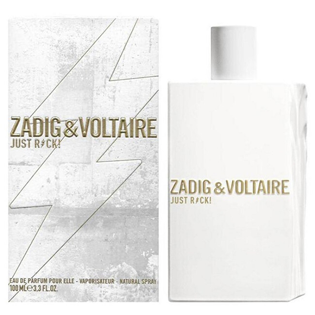 Zadig   Voltaire Just Rock! For Her - EDP 100 ml