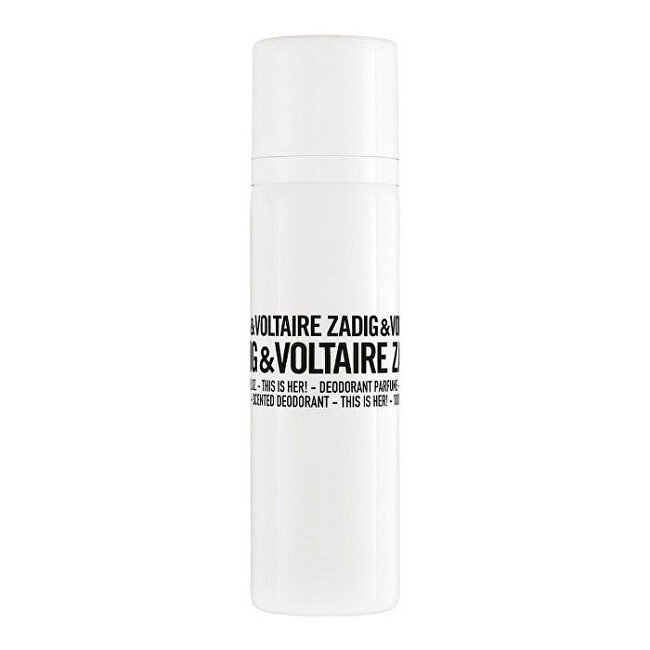 Zadig & Voltaire This Is Her - deodorant v spreji 100 ml